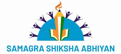 Logo of Samagra Shiksha